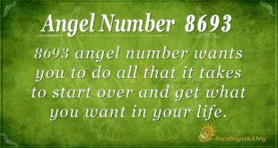 8693 angel number