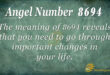 8694 angel number