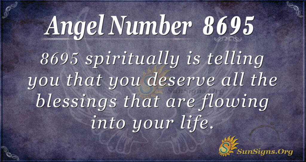 8695 angel number
