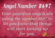 8697 angel number