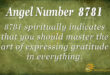 8781 angel number