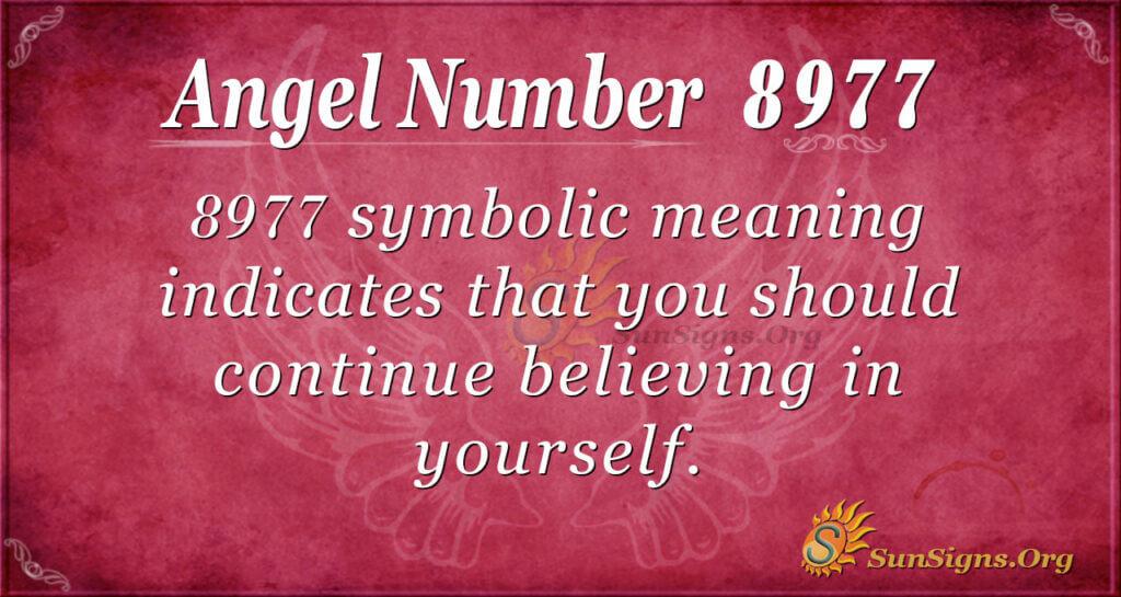8977 angel number