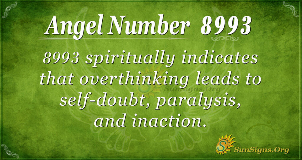 8993 angel number