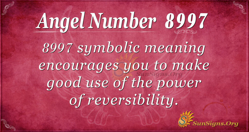 8997 angel number