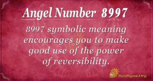 8997 angel number