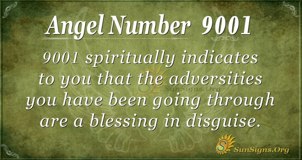 9001 angel number