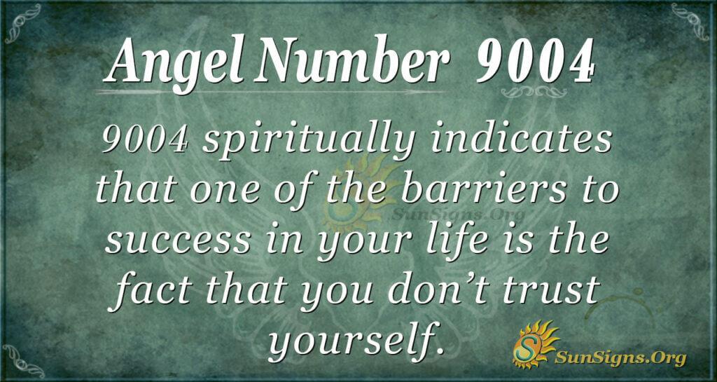 9004 angel number