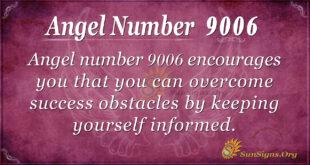 9006 angel number