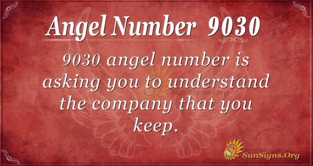 9030 angel number