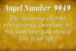 9049 angel number