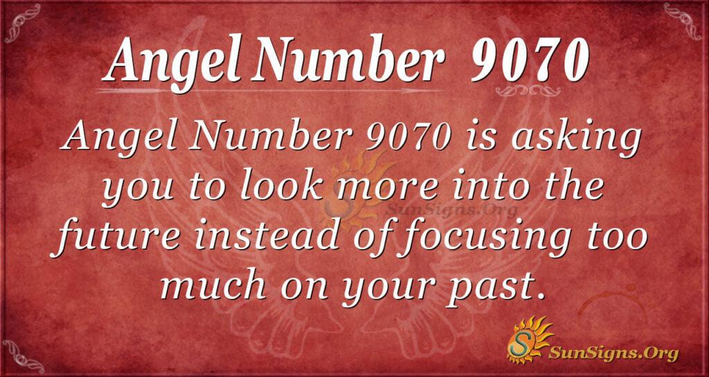9070 angel number