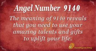 9140 angel number
