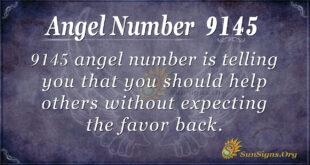 9145 angel number