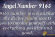 9165 angel number