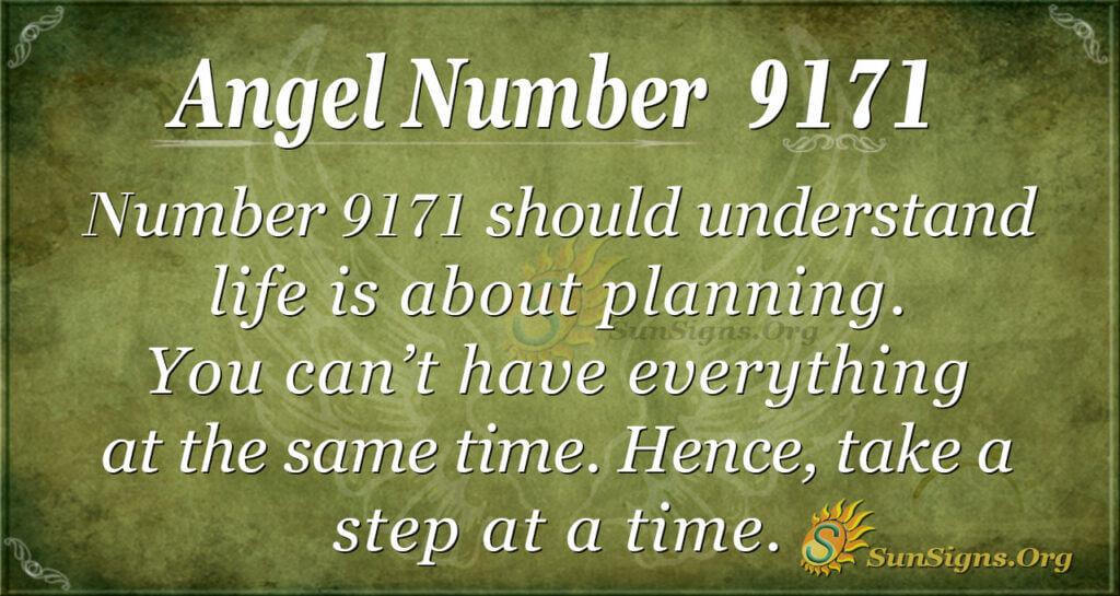 9171 angel number