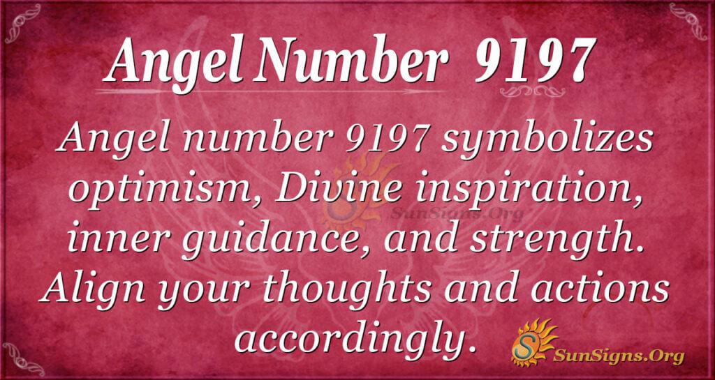 9197 angel number