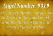 9319 angel number