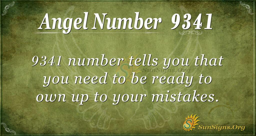 9341 angel number
