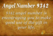 9342 angel number