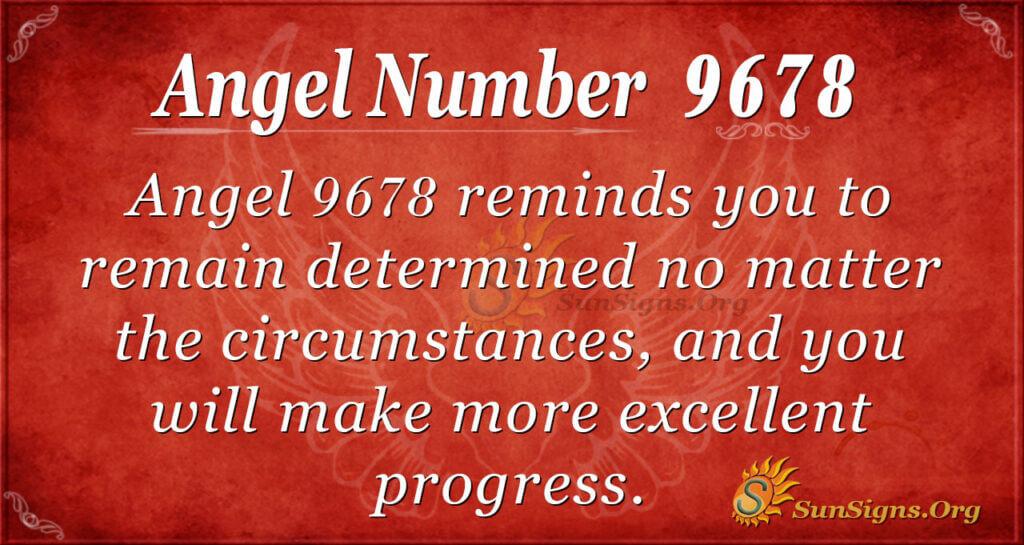 9678 angel number