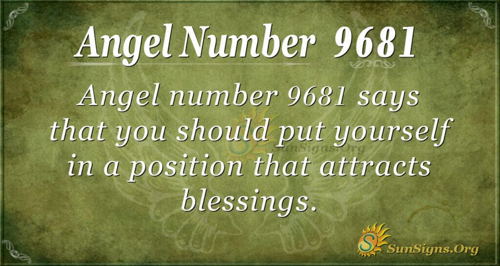 9681 angel number