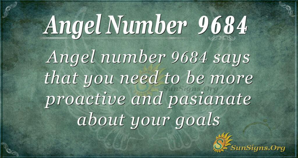 9684 angel number