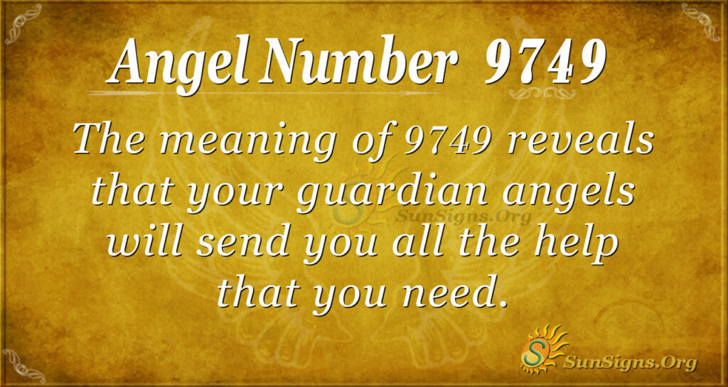 9749 angel number