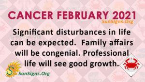 Cancer February 2021
