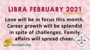 Libra February 2021