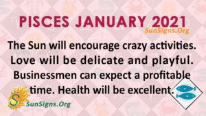 Piaces January 2021