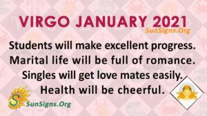 Virgo January 2021