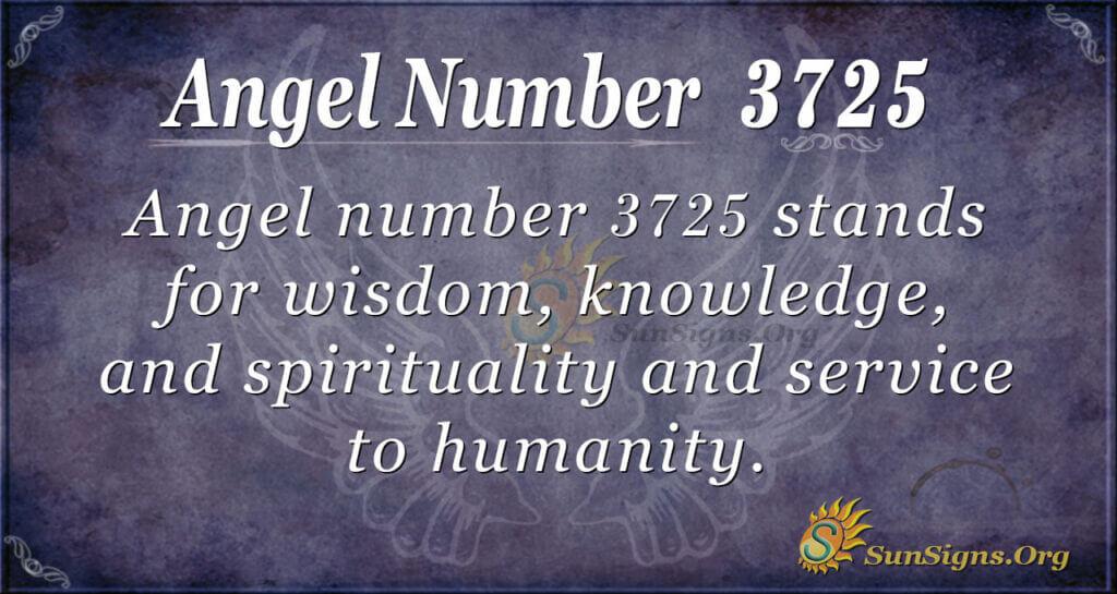 3725 angel number
