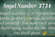 3734 angel number