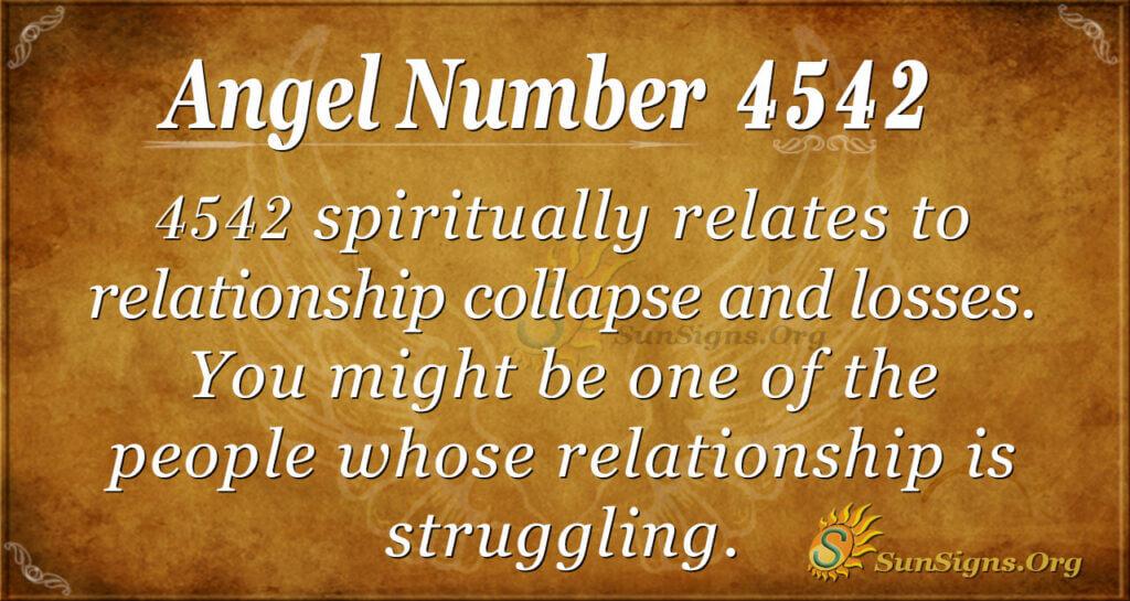 4542 angel number