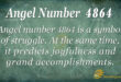 4864 angel number