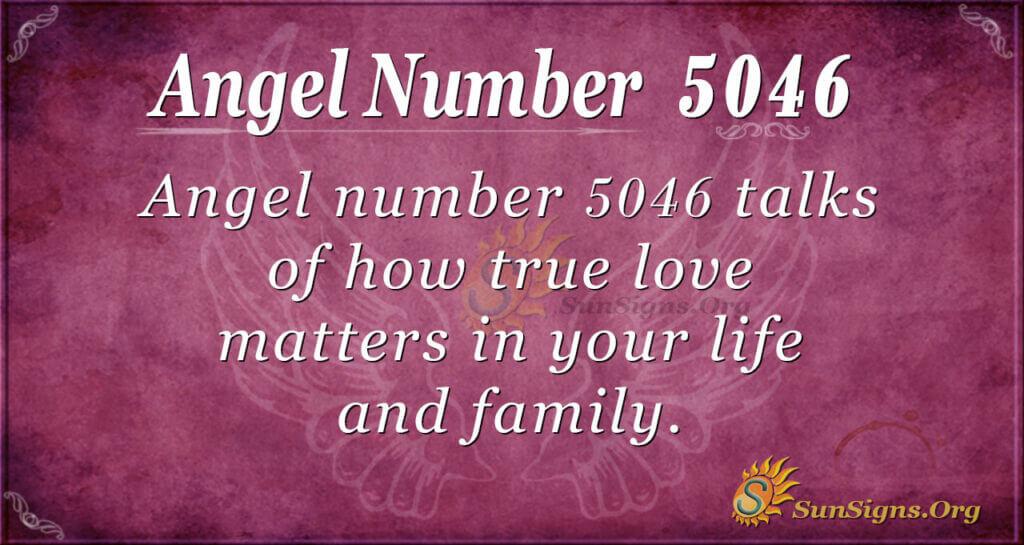 5046 angel number