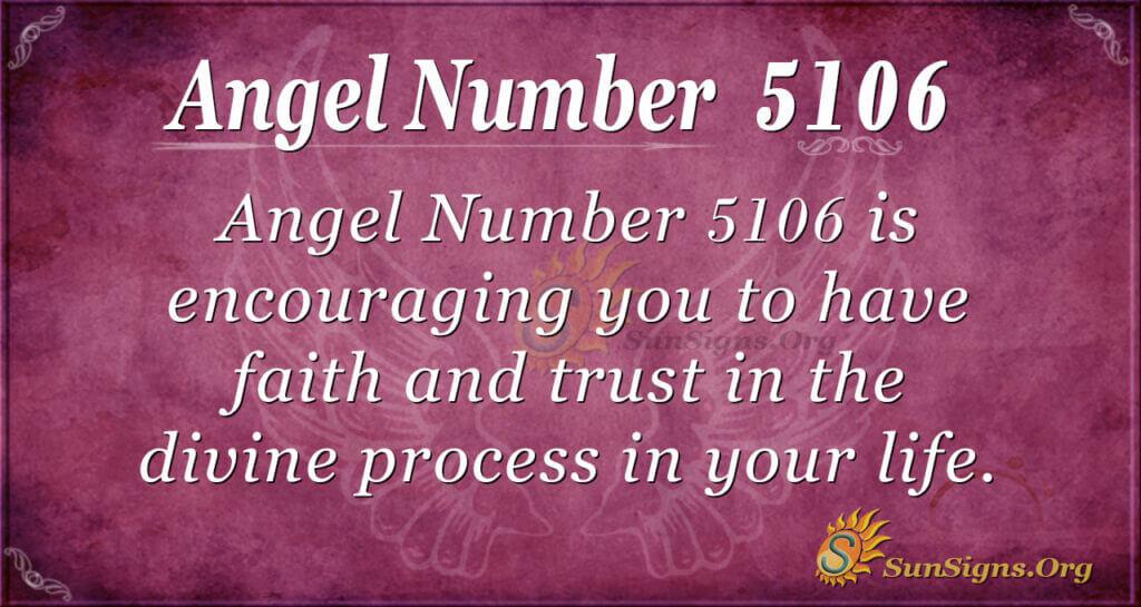 5106 angel number