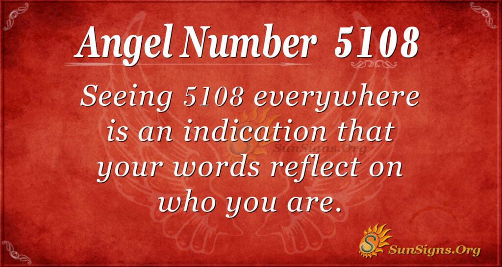 5108 angel number