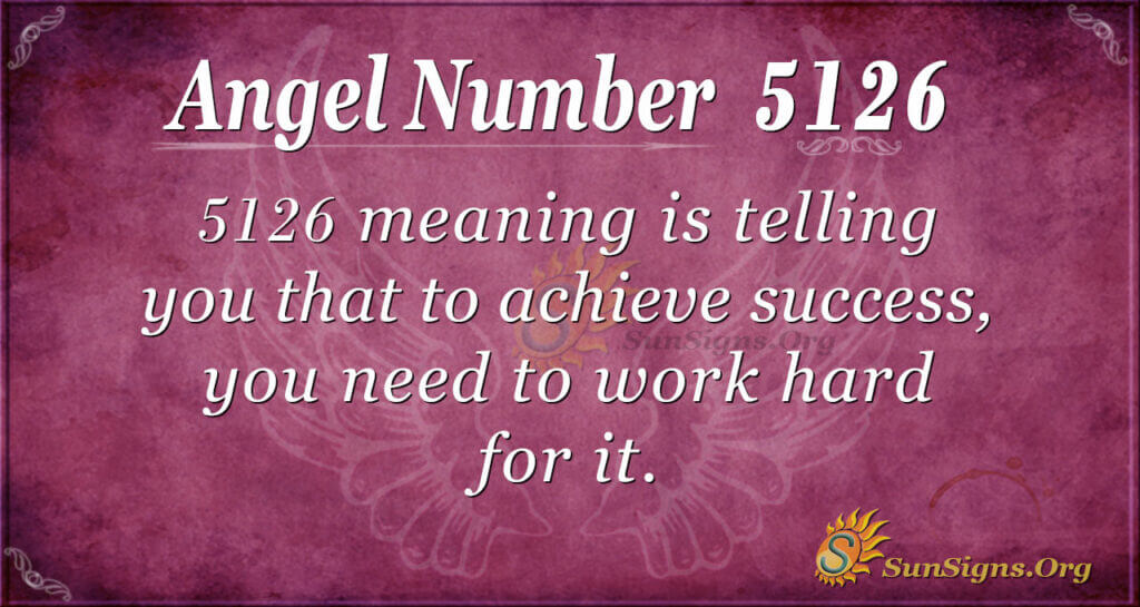 5126 angel number