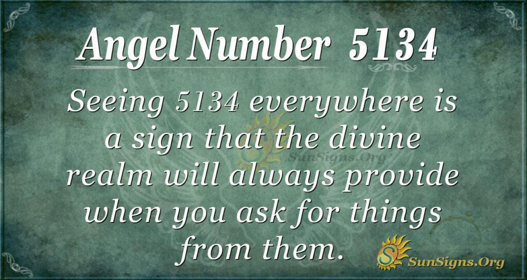 5134 angel number