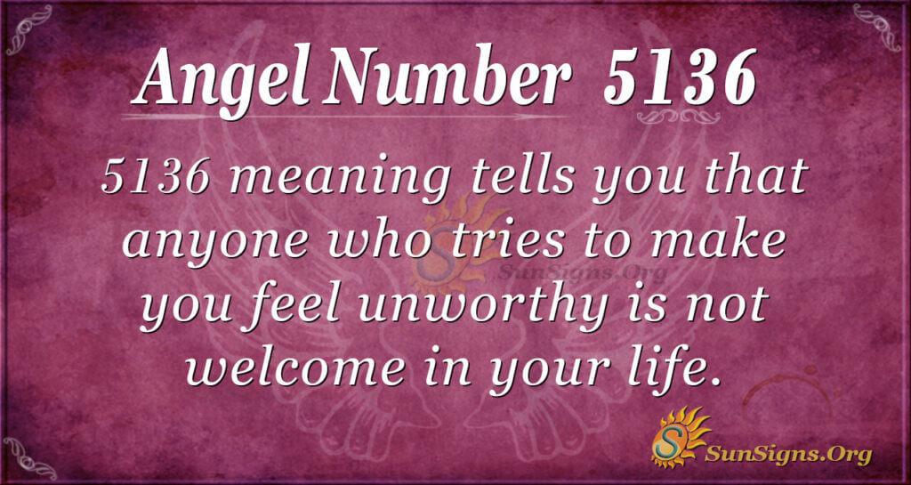 5136 angel number