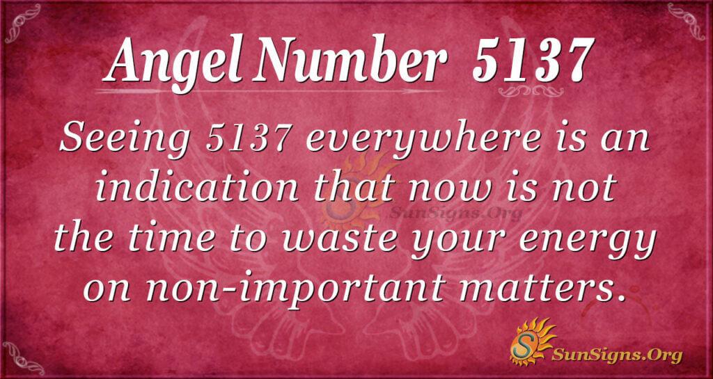 5137 angel number
