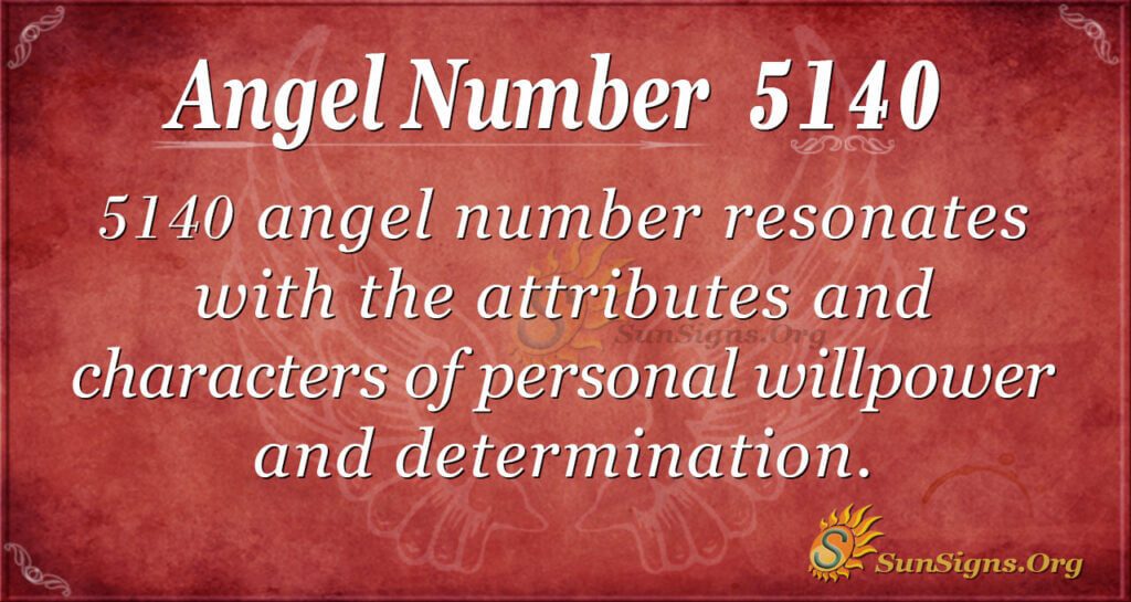5140 angel number