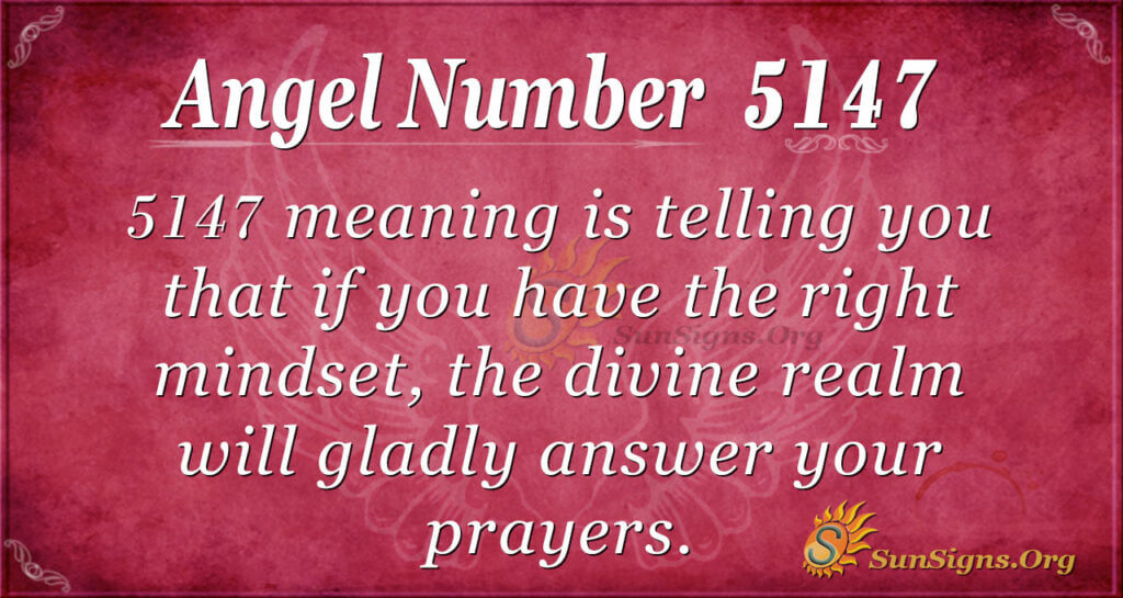 5147 angel number