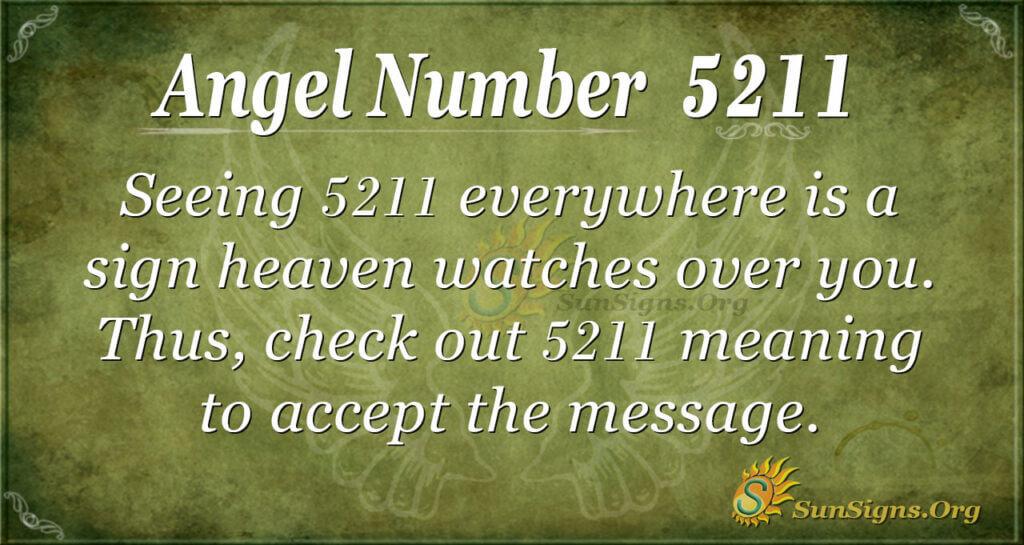 5211 angel number
