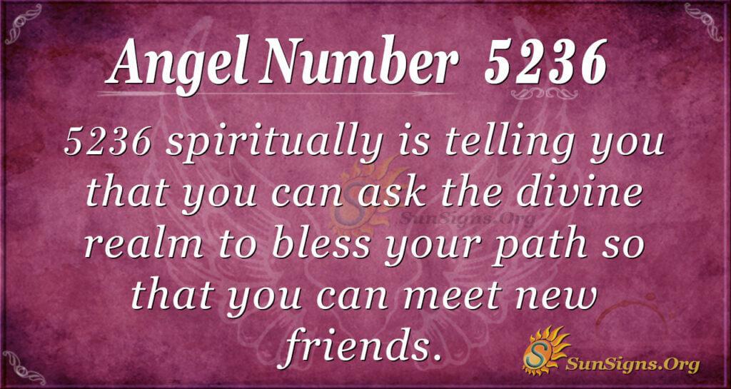 5236 angel number