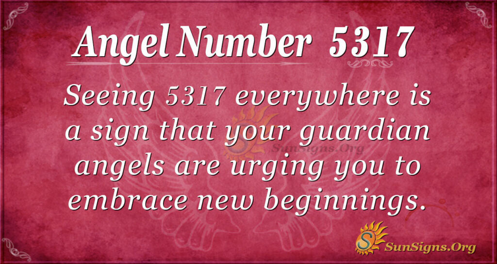 5317 angel number