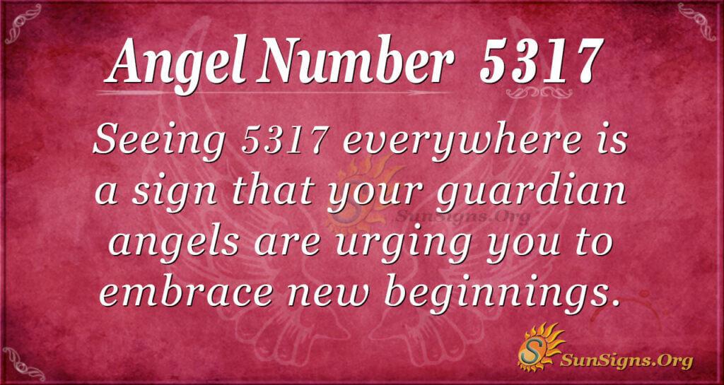 5317 angel number