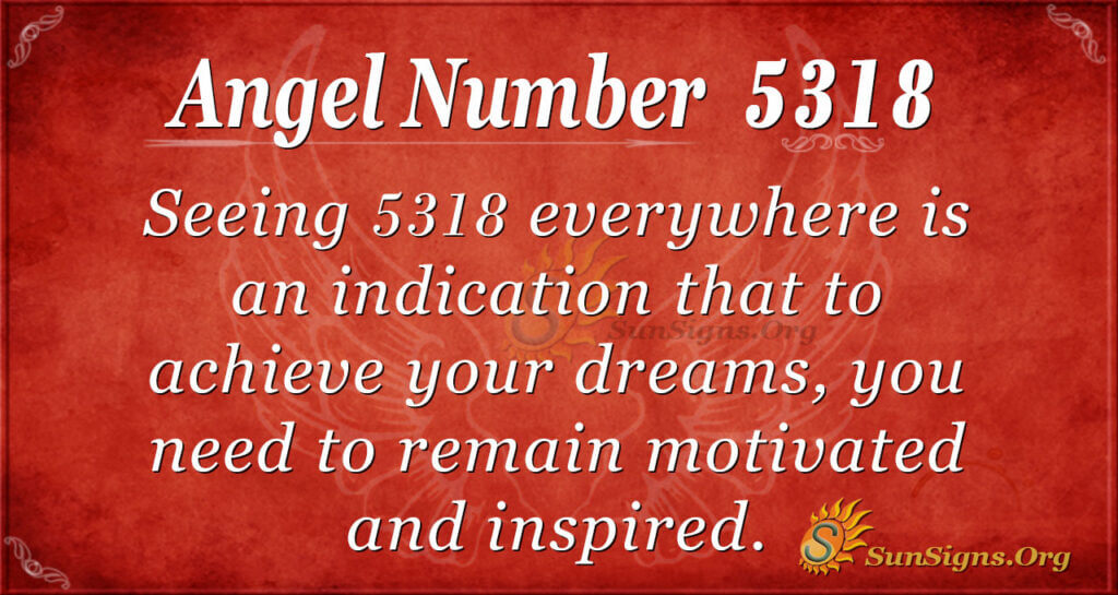 5318 angel number