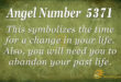 5371 angel number